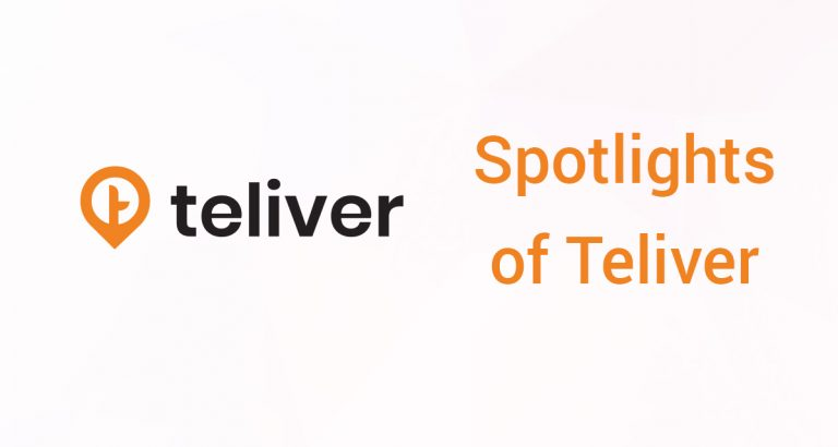 Spotlights of teliver